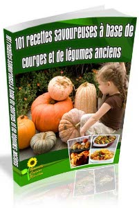 101 recettes de courges