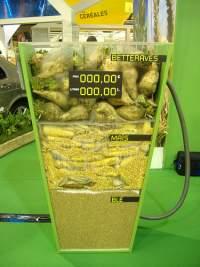 Carburant vert: Faut-il rouler ou manger ?