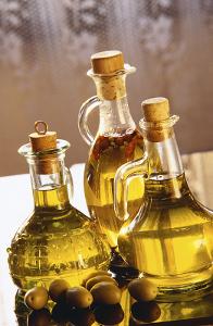 Les huiles en cuisine