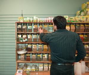 Faire ses courses dans les magasins bio