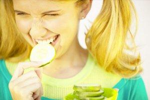 Les étapes pour manger cru